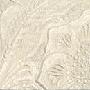 パールホワイト凹凸革