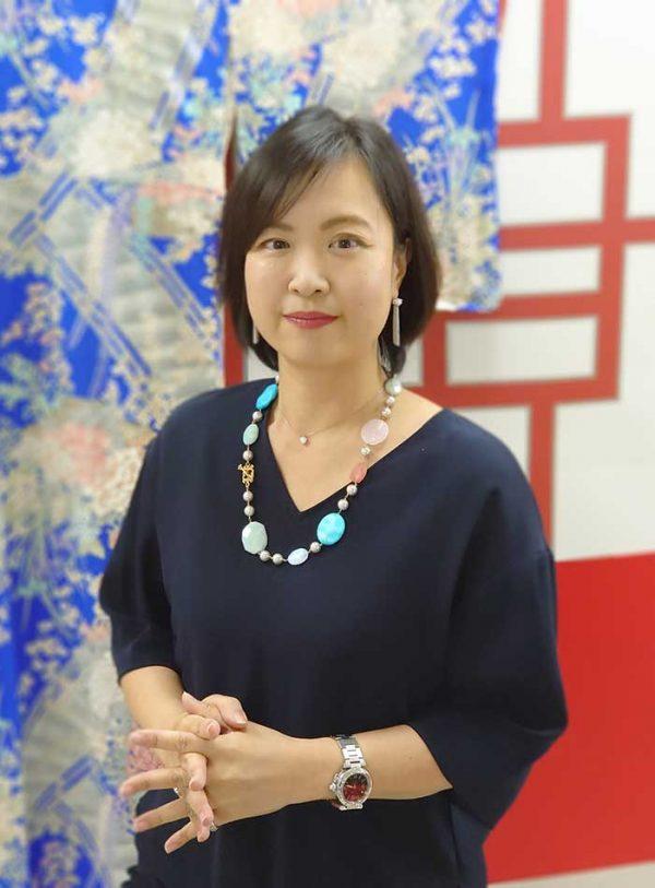 小野崎 記子 Noriko Onozaki