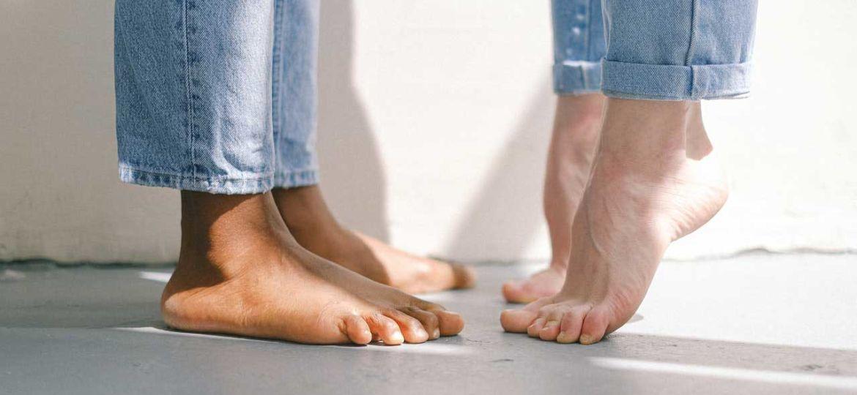 足指は大切な機能を持つ体の土台~体のメカニズム基礎1