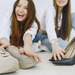 成功するための靴の選び方~体のメカニズム基礎4