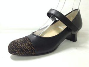 歩きやすい靴黒系