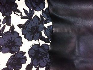 黒フラワー*黒
