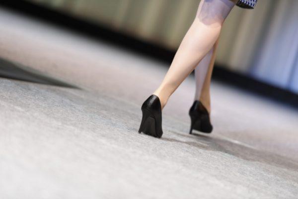 足に合う靴