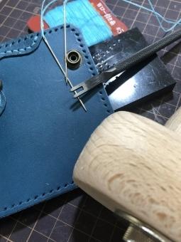 手作り革小物