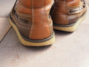 靴を見直そう